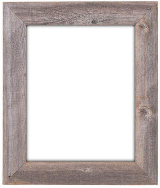 RusticDecor Reclaimed Barn Wood Extra Wide Wall Picture Frame