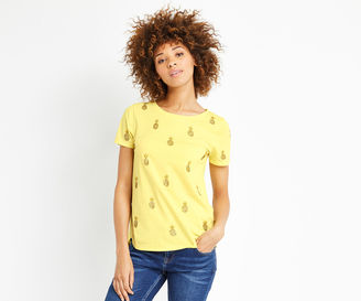 Pineapple Tee $45 thestylecure.com