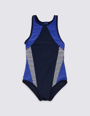 Marks and Spencer Swimsuit with Sun Smart UPF50+ (3 Months - 16 Years)