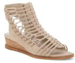 Vince Camuto Romera Caged Wedge Sandals