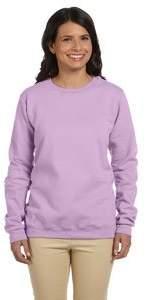 Gildan Women's Heavy Blend Fleece Crewneck Sweatshirt