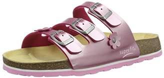 Superfit Girls' Fussbettpantoffel Open Back Slippers,41 EU