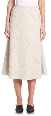 Lafayette 148 New York Wool Jersey Tulip Skirt
