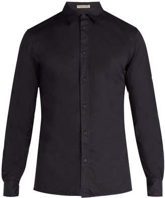 Bottega Veneta Single-cuff cotton shirt