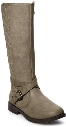 So SO Carrie Girls' Tall Riding Boots
