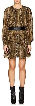 Etoile Isabel Marant Women's Java Chiffon Minidress
