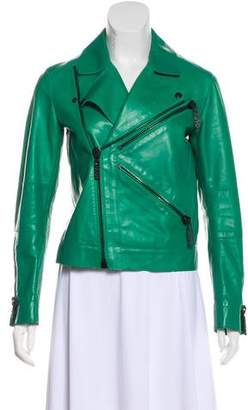 Kenzo Eye Leather Jacket