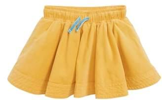 Boden Mini Simple Colorful Corduroy Skirt