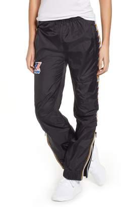 K-Way x Kappa Track Pants