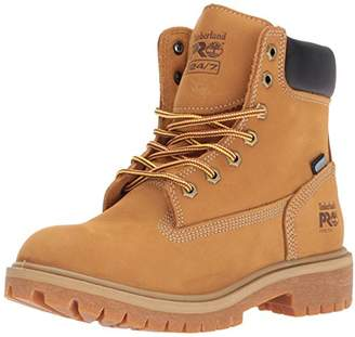 "Timberland Women's Direct Attach 6"" Steel Toe Waterproof Insulated Industrial and Construction Shoe"