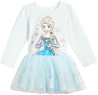 Disney Disney's Frozen Elsa Dress, Baby Girls