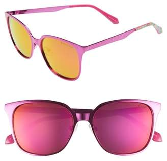 Lilly Pulitzer R) Landon 54mm Polarized Sunglasses