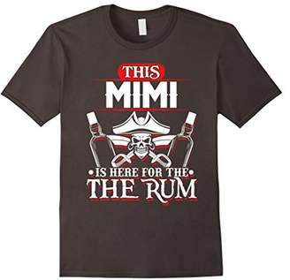 This Mimi Is Here for the Rum Pirate T-Shirt