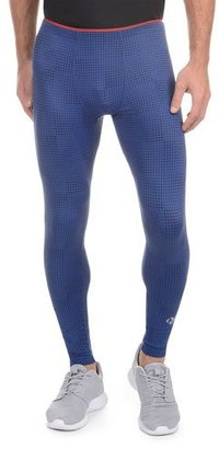2Xist Printed Performance Leggings, Black Dots $48 thestylecure.com