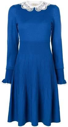 Temperley London Bliss sleeved dress