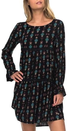 Roxy Sweetness Seas Tiered Dress