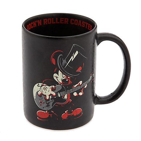 Mickey Mouse Rock 'n Roller Coaster Mug