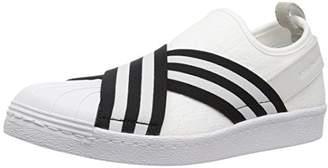 adidas Men's Superstar Slip On Primeknit Sneaker
