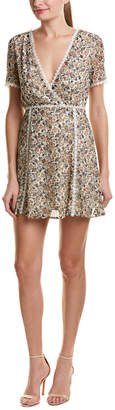 Sadie & Sage Floral A-Line Dress