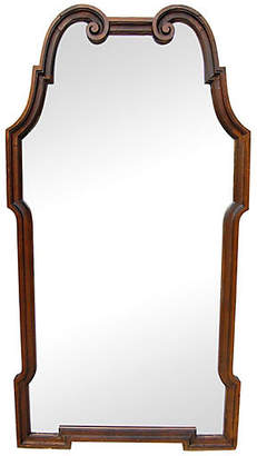 One Kings Lane Vintage La Barge-Style Scroll Mirror - Cannery Row Home