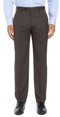 Zanella Parker Solid Stretch Trousers