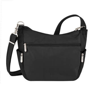 e0fa14bb3 Travelon Anti-Theft Classic Crossbody Bucket Bag