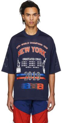 Alexander Wang Navy World Championships T-Shirt