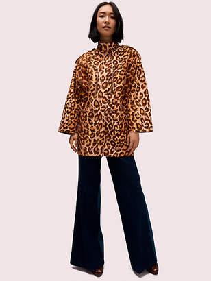 Kate Spade Panthera Coat, Neutral - Size L