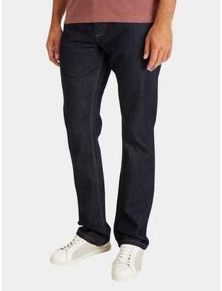 Burton Mens Rinse Wash Jude Bootcut Jeans