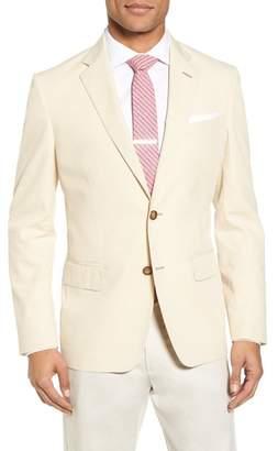 JB Britches Classic Fit Stripe Sport Coat