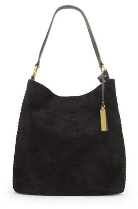 Vince Camuto Suza – Suede & Leather Hobo