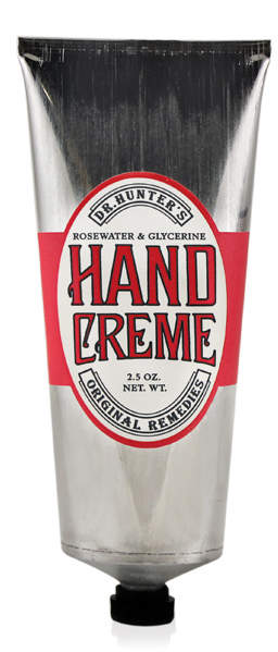 Dr. Hunter Hand Creme by Caswell-Massey (2.5oz Cream)