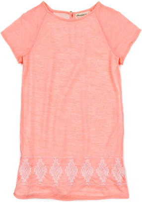 Appaman Girls' Jasmine Coral Blush Dress