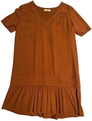 BA&SH Bash Orange Dress for Women