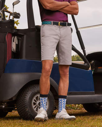 Ted Baker TWOPAR Cotton-blend chino shorts