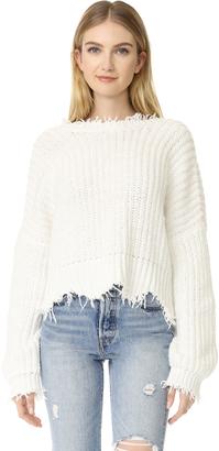 Wildfox Palmetto Sweater $168 thestylecure.com