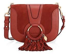 See by Chloe Women's Hana Leather Medium Saddle Bag