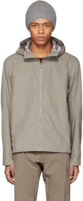 Arcteryx Veilance Khaki Isogon Hooded Jacket