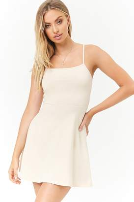 Forever 21 Cami Fit & Flare Mini Dress