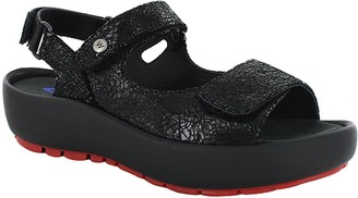 Wolky Leather Sandals - Rio