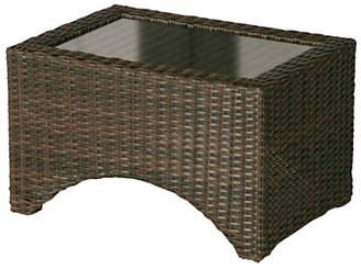 Barlow Tyrie Savannah Rectangular 2-Seat Garden Lounger Table