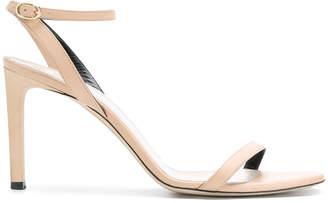 Nina Ricci stiletto sling-back sandals