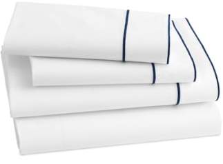 Kassatex Sorrento 200 Thread Count Fitted Sheet