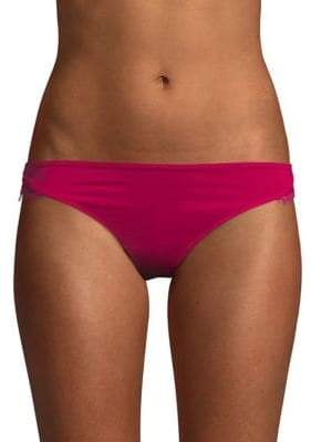 Vince Camuto Lace-Trimmed Tanga