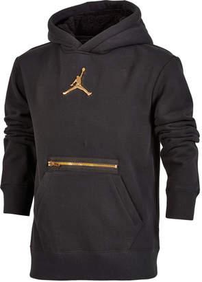 Nike Boys' Jordan Metal Man Hoodie