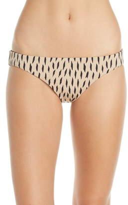 Billabong Look Farther Low Rider Reversible Bikini Bottoms