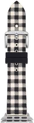 Kate Spade Checkered Apple Watch Strap