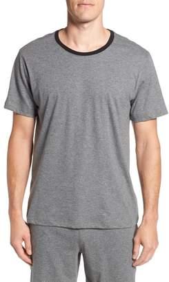 Daniel Buchler Pima Cotton Crewneck T-Shirt