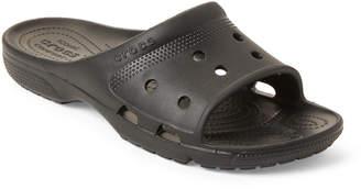 Crocs Black Coast Slide Sandals
