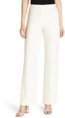 Lafayette 148 New York Studio Stretch Silk Pants